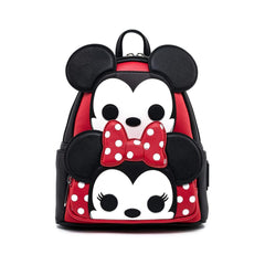 Loungefly Disney Mickey & Minnie Cosplay Mini Backpack