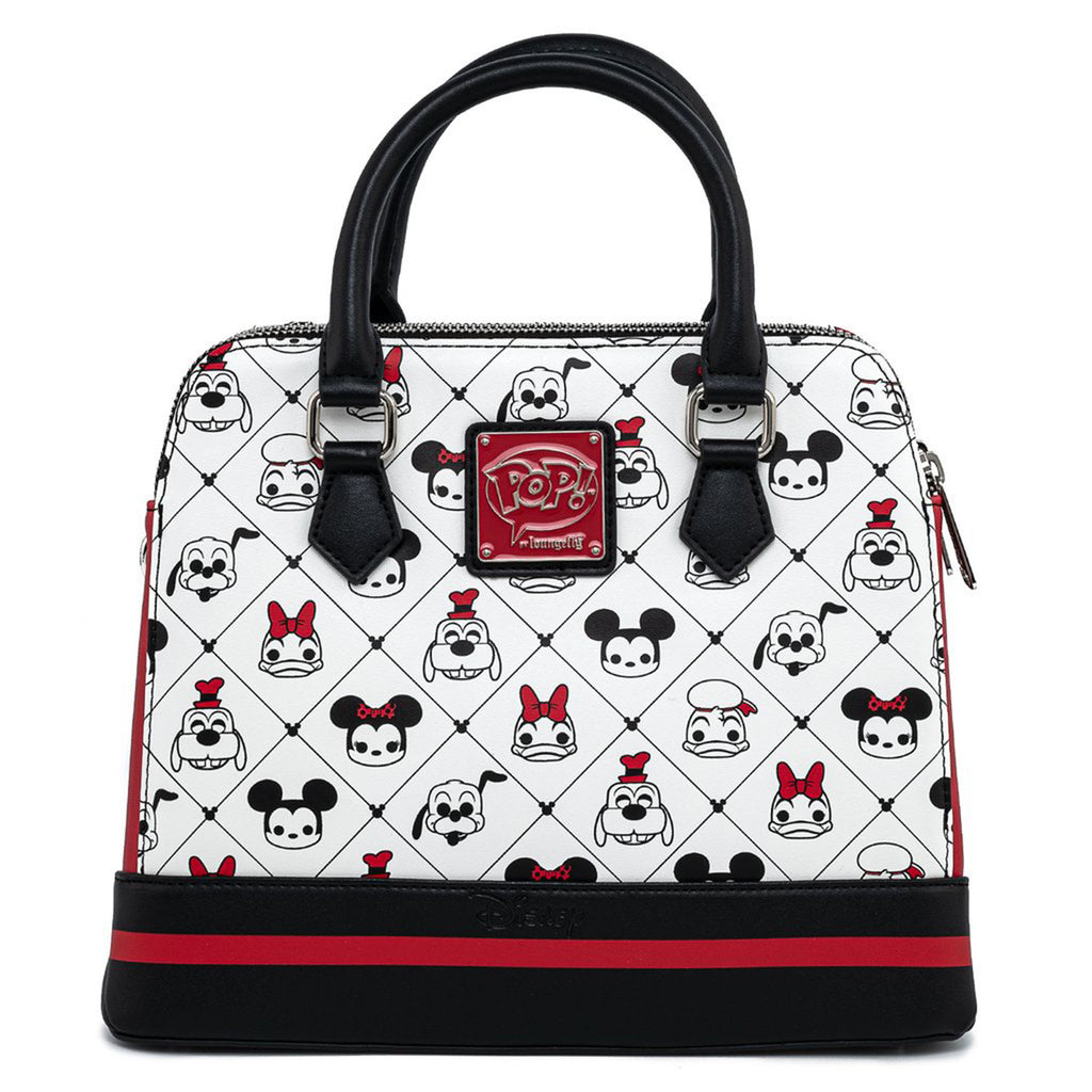 Loungefly Disney POP Sensational 6 Crossbody Bag Purse