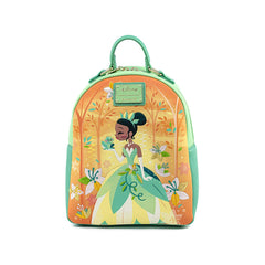 Loungefly Disney Princess & The Frog Tiana Mini Backpack