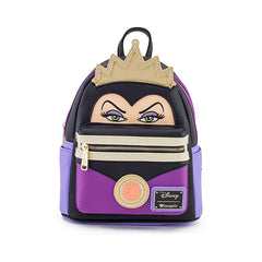 Loungefly Disney Snow White Evil Queen Mini Backpack