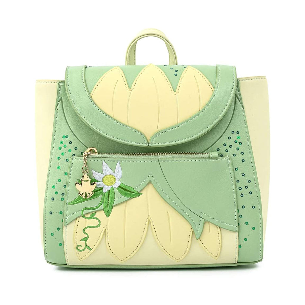 Loungefly Disney Tiana Cosplay Mini Backpack