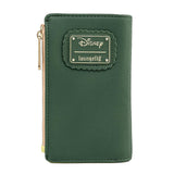 Loungefly Disney Tiana Green Wallet