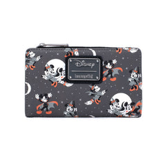 Loungefly Disney Vampire Mickey & Witch Minnie Flap Wallet