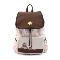 Loungefly Disney Winnie The Pooh Map Slouch Backpack