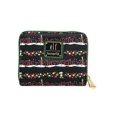 Loungefly Elf Candy Cane Forrest Wallet