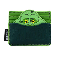 Loungefly Ghostbusters Slimer Cardholder ID Wallet