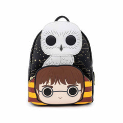 Loungefly Harry Potter Hedwig Cosplay POP Style Mini Backpack