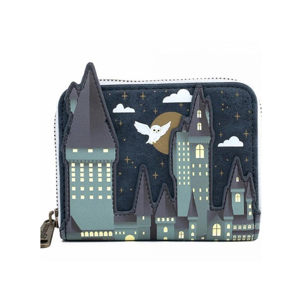 Loungefly Harry Potter Hogwarts Wallet