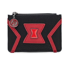 Loungefly Marvel Black Widow Hourglass Cardholder ID Wallet