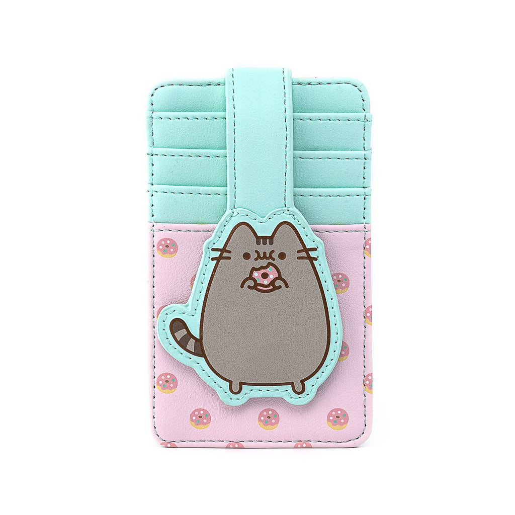 Loungefly Pusheen Big Kitty Donuts Cardholder ID Wallet