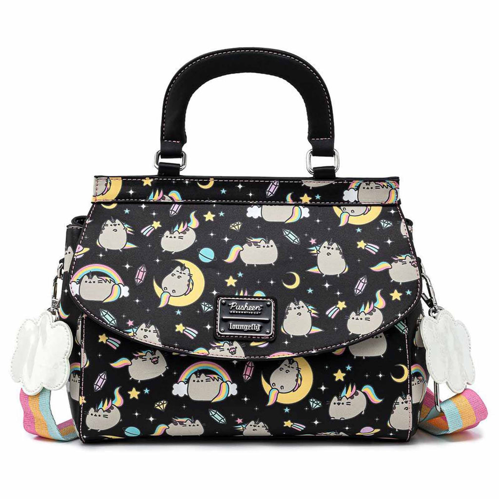 Loungefly Pusheen Rainbow Unicorn Crossbody Bag Purse