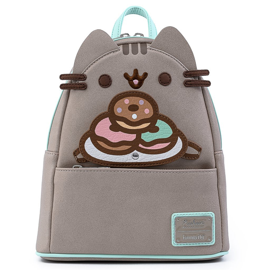 Loungefly Pusheen With Donuts Cosplay Mini Backpack