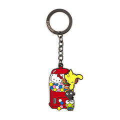 Loungefly Sanrio Hello Kitty Bubblegum 2.5 Inch Enamel Keychain