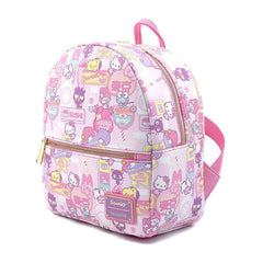 Loungefly Sanrio Hello Kitty Kawaii All Over Print Mini Backpack