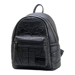 Backpacks - Loungefly DC Justice League Batman Black Mini Backpack