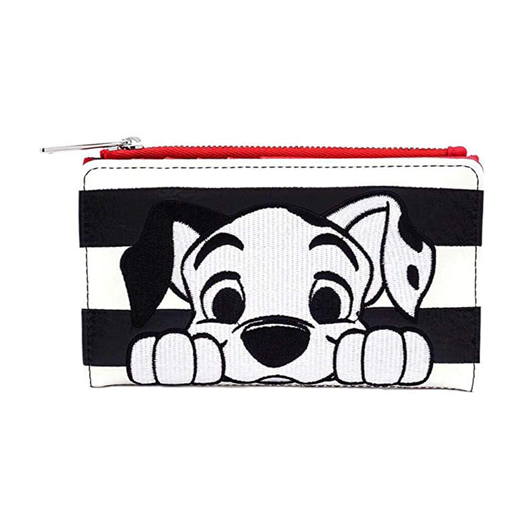 Loungefly Disney 101 Dalmatians Striped Wallet