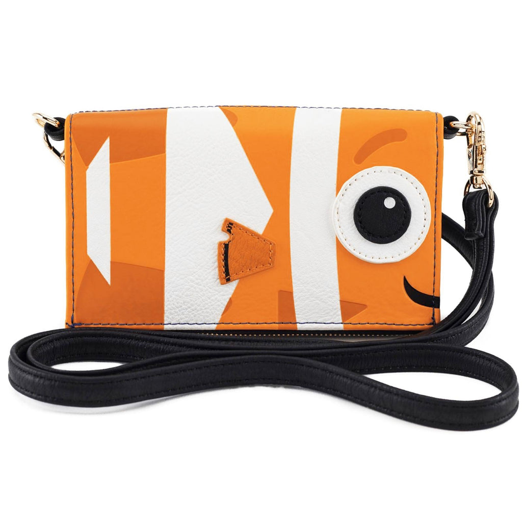 Loungefly Disney Finding Dory Nemo Crossbody Bag Purse