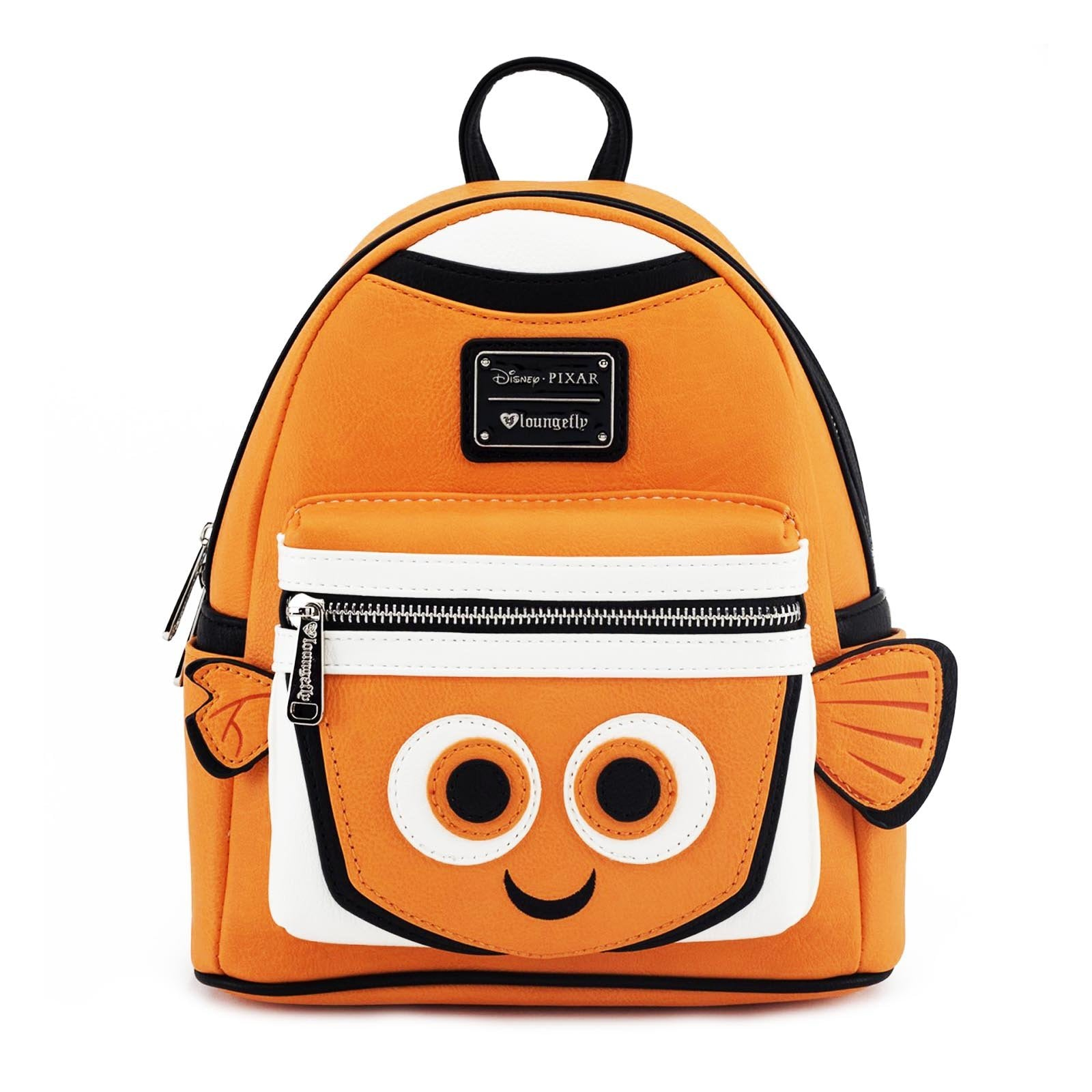 ffd1a6db358 Loungefly Disney Finding Nemo Face Mini Backpack