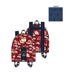Loungefly Disney Mulan Mushu Cloud Mini Backpack