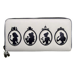 Loungefly Disney Princess Silhouette Wallet