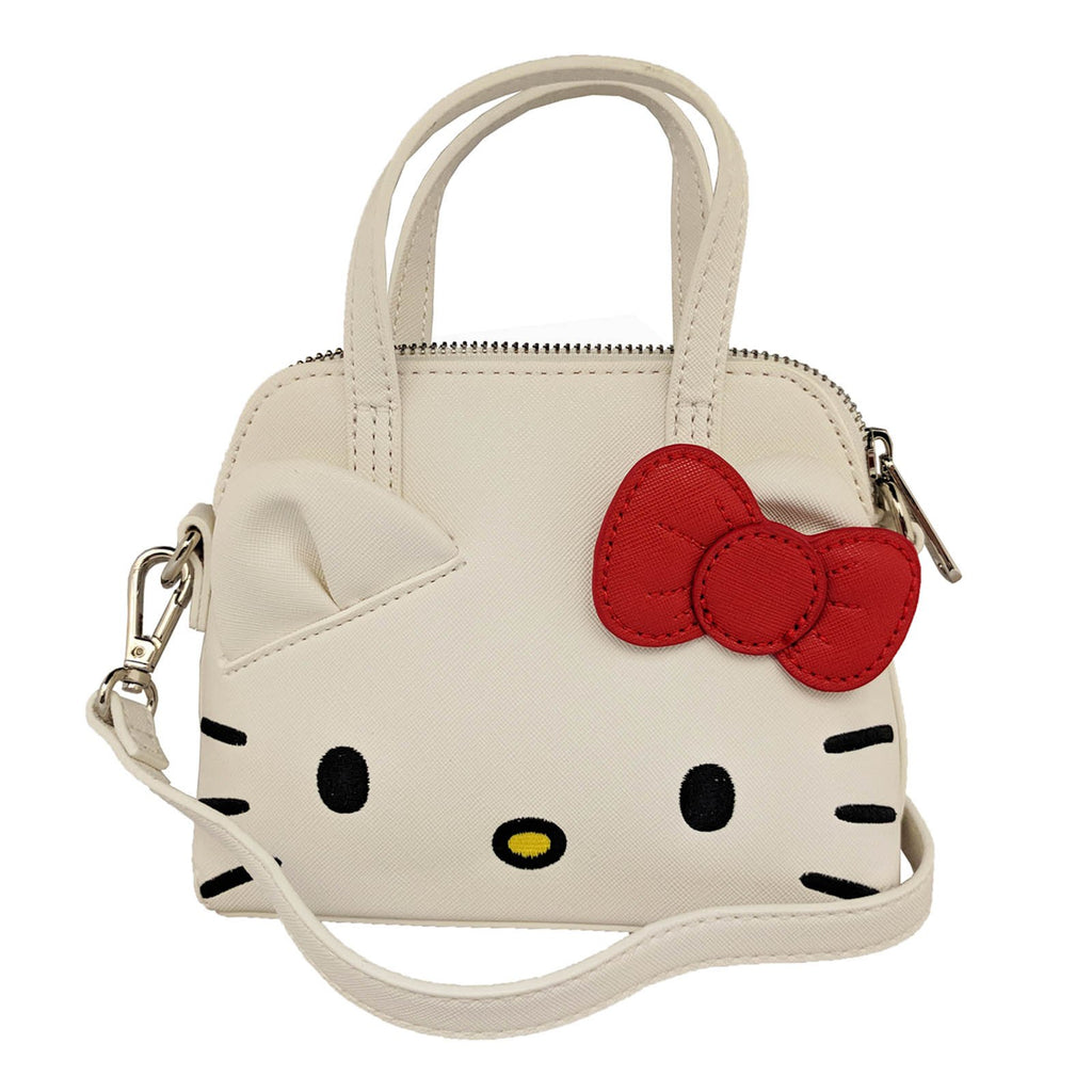 Loungefly Hello Kitty Dome Crossbody Micro Bag Purse