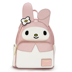 Loungefly Hello Kitty My Melody Cosplay Mini Backpack