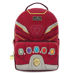 Loungefly Marvel Iron Gauntlet End Game Hero Mini Backpack