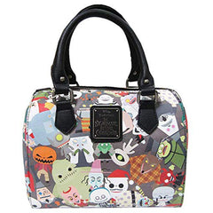 Purses - Loungefly Nightmare Before Christmas Characters Duffle Bag Purse