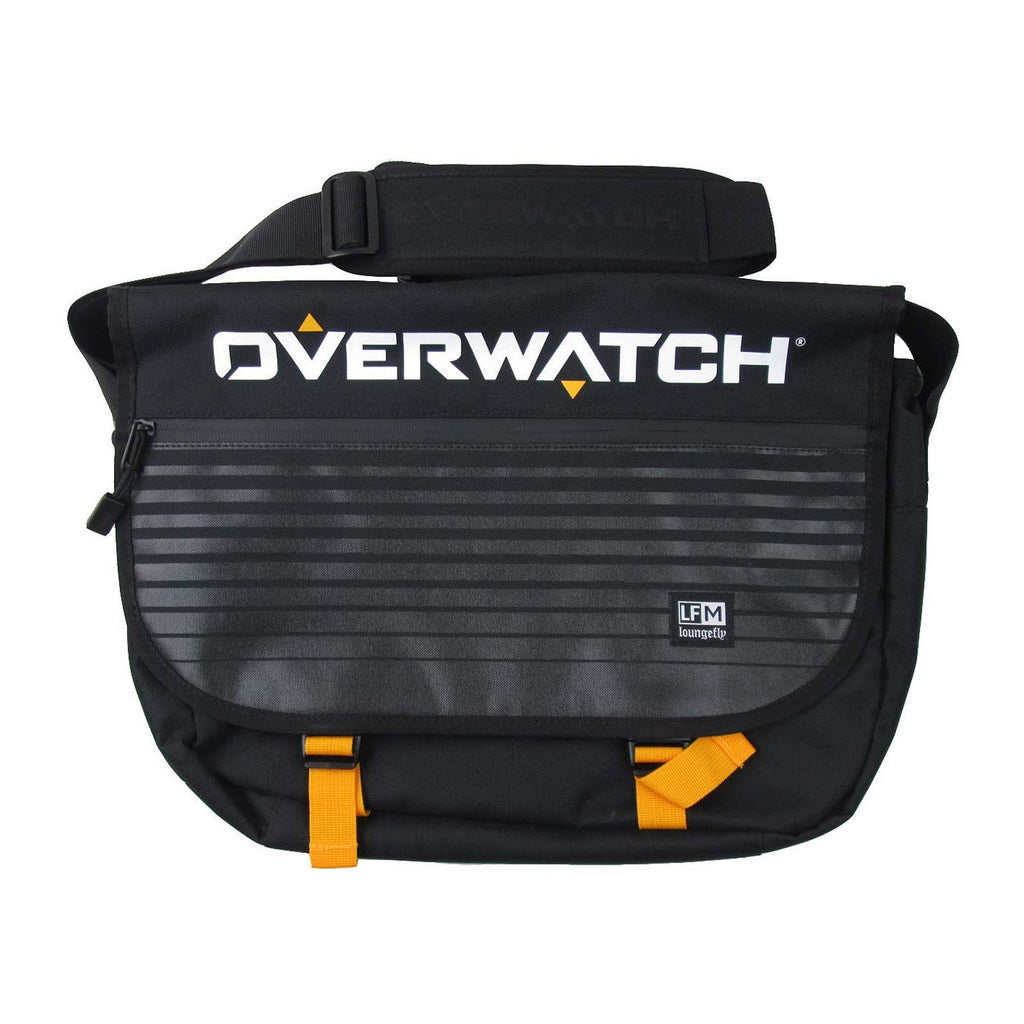 Loungefly Overwatch Logo Crossbody Bag