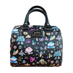 Purses - Loungefly Pokemon Ghost Print Black Crossbody Bag Purse