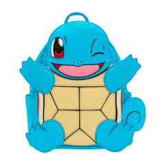 Loungefly Pokemon Squirtle Cosplay Mini Backpack