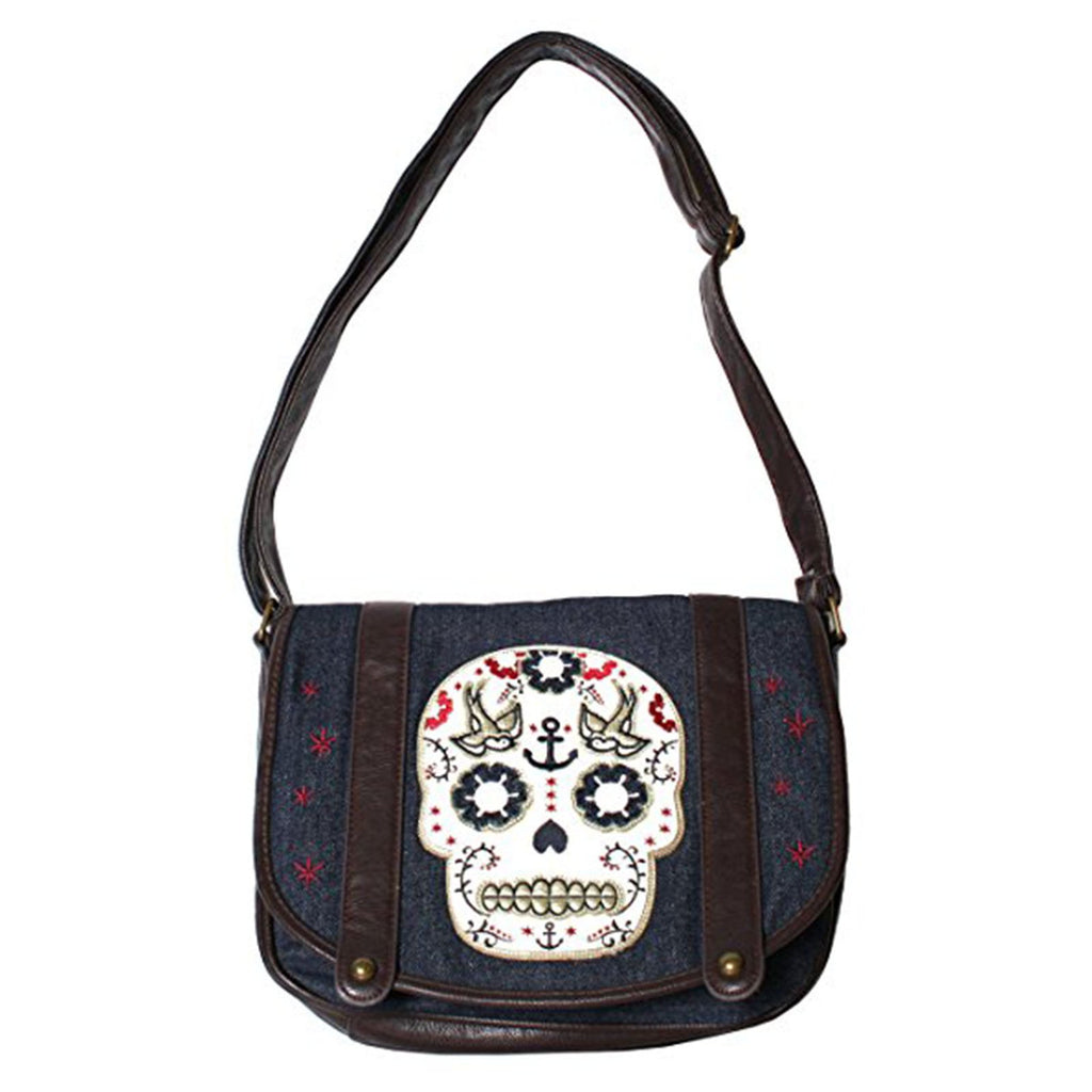 Loungefly Skull And Sparrows Bag