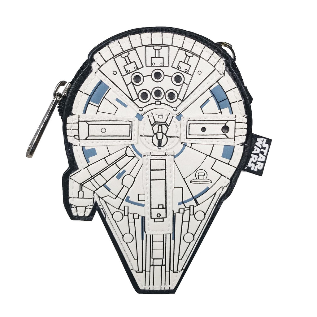 Loungefly Star Wars Millennium Falcon Coin Bag