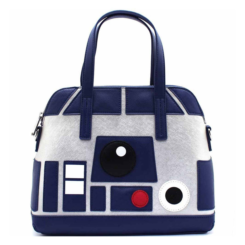 Loungefly Star Wars R2-D2 Duffle Bag Purse