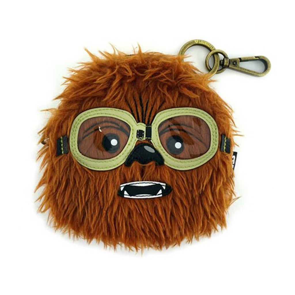 Loungefly Star Wars Solo Movie Chewie Coin Bag