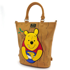 Purses - Loungefly Winnie The Pooh Convertible Tote Backpack
