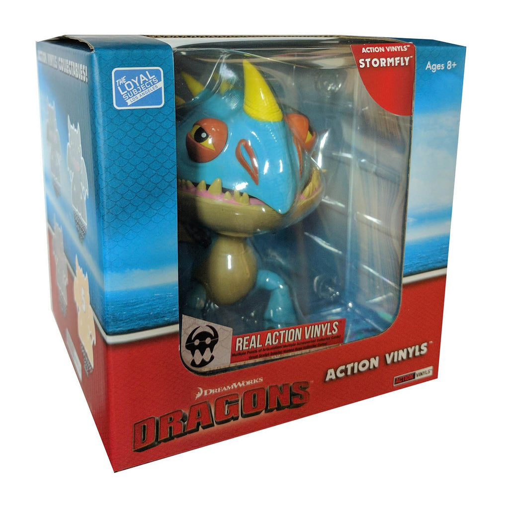 Loyal Subjects How To Train Your Dragon Stormfly Action Vinyls