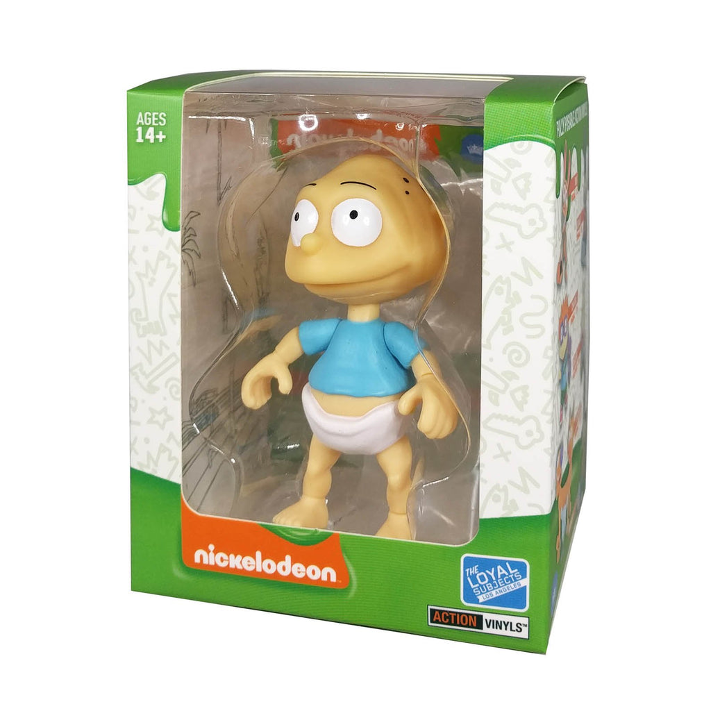 Loyal Subjects Nickelodeon Tommy Action Vinyl Figure