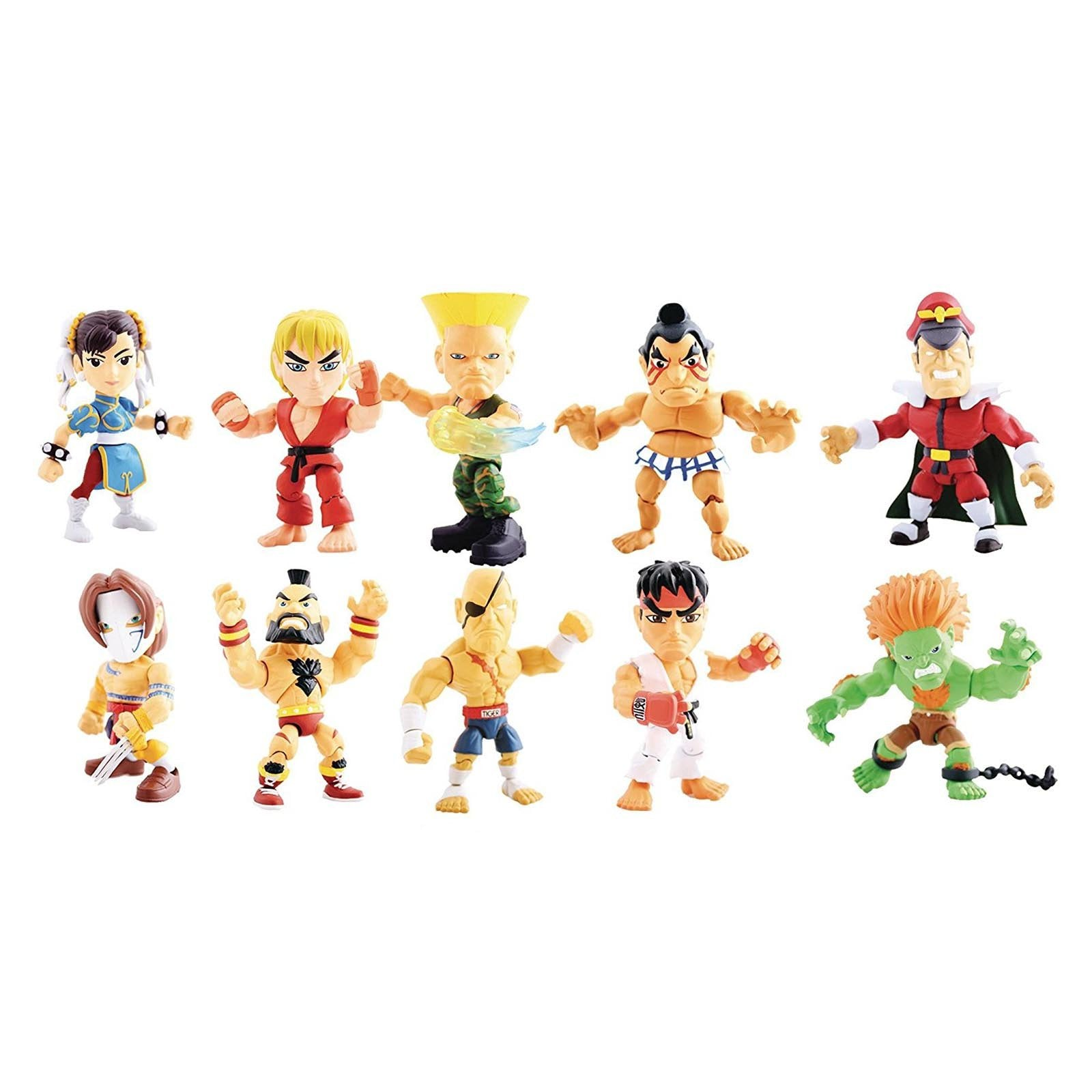 Street Fighter Action Vinyl by The Loyal Subjects