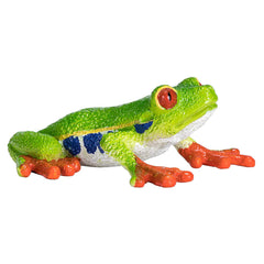 MOJO Red Eyed Tree Frog Animal Figure 387299