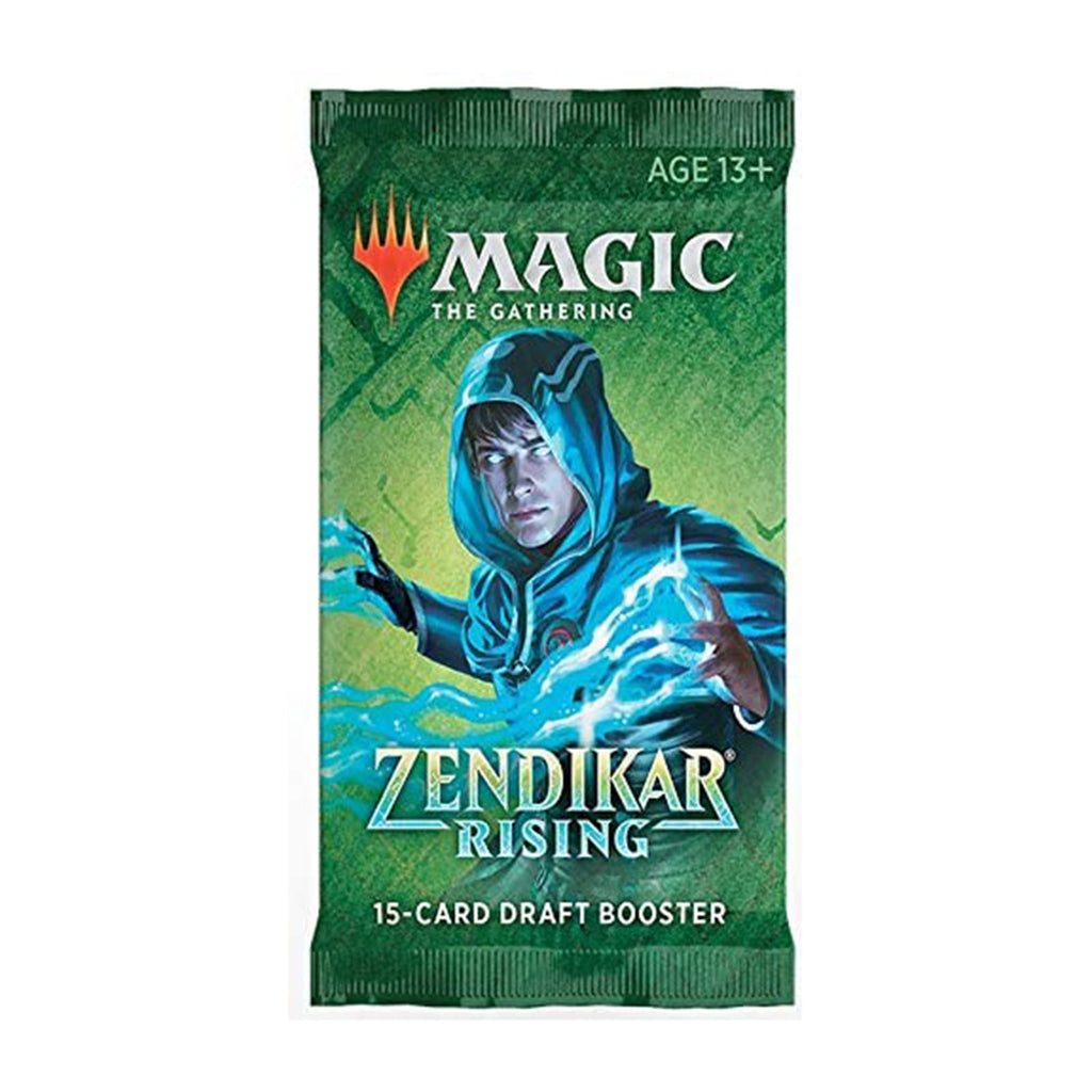 Magic The Gathering Zendikar Rising Booster Pack