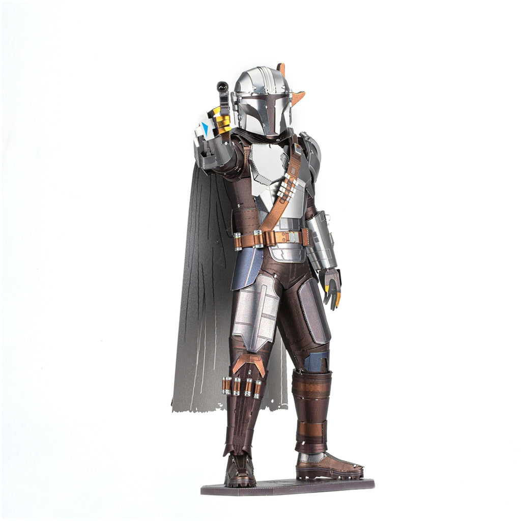 Metal Earth Star Wars The Mandalorian  Model Kit ICX146
