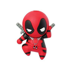 Marvel Deadpool Classic 3D Foam Magnet