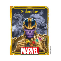 Marvel Splendor Board Game