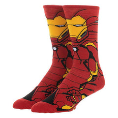 Marvel Character Collection Iron Man 1 Pair Of Socks