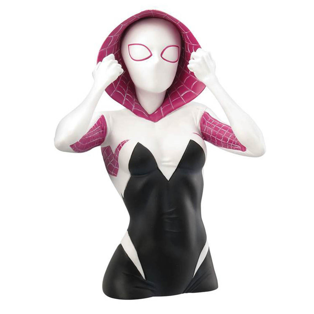 Marvel Spider-Gwen Bust Bank