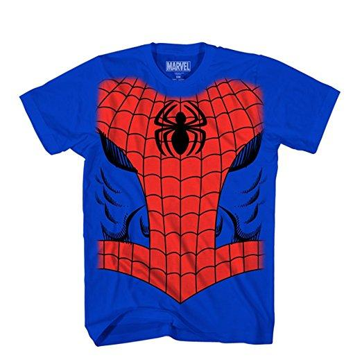 Marvel Spider-Man Spider In Me Youth Tee Shirt