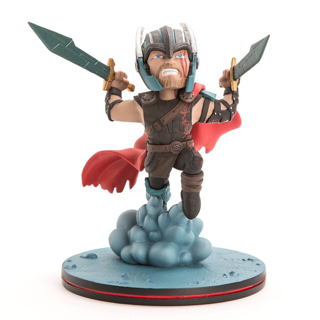 Action Figures - Marvel Thor Ragnarok Thor Q-Fig Figure