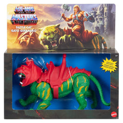 Masters Of The Universe Battle Fighting Tiger Cat