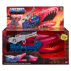 Masters Of The Universe Landshark Vehicle